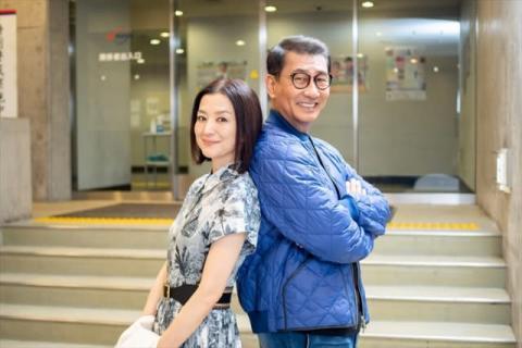 ドラマ『共演NG』 麒麟とサントリーが「共演OK」 他局の主演女優も共感