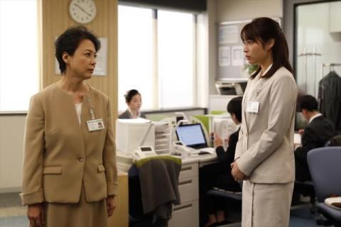 『七人の秘書』杉田かおる、パワハラ上司を熱演 標的にされた広瀬アリス「とても怖かった」