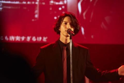 田口淳之介、11・4無料配信ライブ開催 復帰から1年、豪華プレイヤーとバンド共演