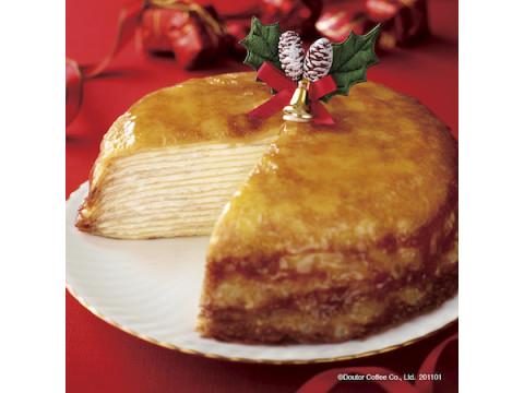 クリスマスは「ドトール」の人気ケーキ2種をホールサイズで楽しもう!