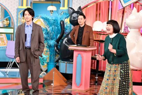 中村倫也『梨泰院クラス』のシーン再現 偏愛ガールの憧れをかなえる