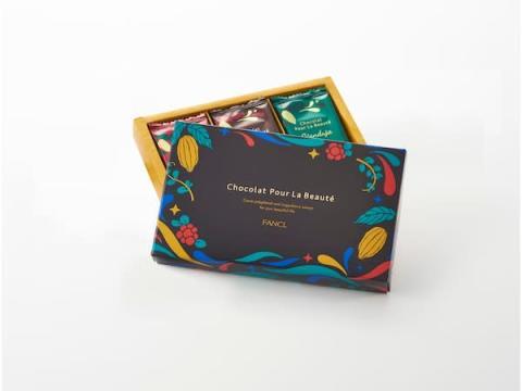 糖類不使用の「ショコラ プー・ラ・ボーテ」がカラフルパッケージで登場!