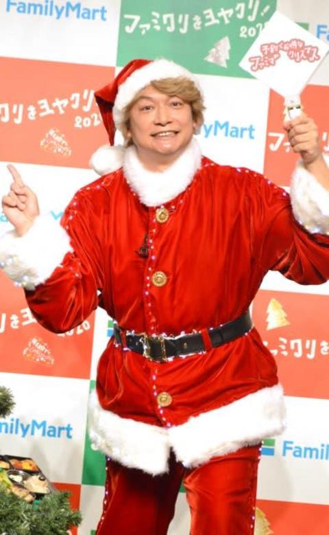 """香取慎吾、今年のクリスマスは森且行選手とパーティー?「最近日本一になった""""仲間""""と…」"""