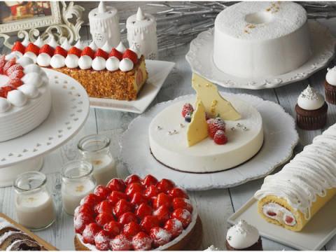 """人気ケーキも登場!""""ストロベリー&フロマージュ""""がテーマのビュッフェ"""