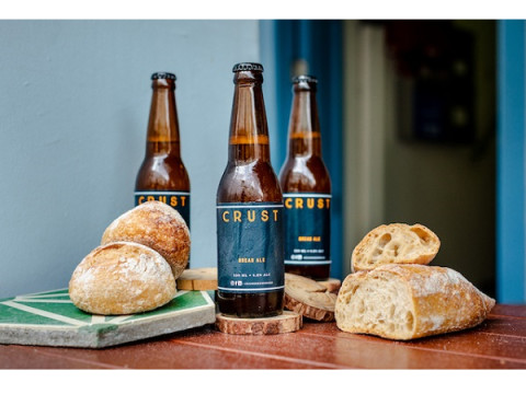 売れ残りパンを使って地球を救う!? シンガポール発クラフトビール日本初上陸