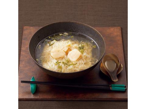 """「家庭画報のめん」シリーズ新作!贅沢特製スープの""""ほたてめん""""が登場"""