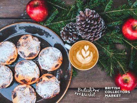 イギリスの「クリスマスマーケット」を体感!BRITISH MADE青山本店イベント開催