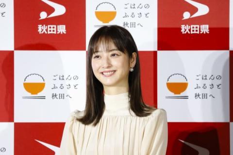 佐々木希、ふるさと秋田のお米に方言ポロリ「すったげぇうめえ」