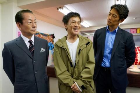 『相棒19』第6話「三文芝居」メインゲストは橋本じゅん 脚本は瀧本智行が担当