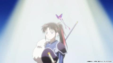 『半妖の夜叉姫』せつな、敵の目論見を見破り「旋風陣」 【第8話】