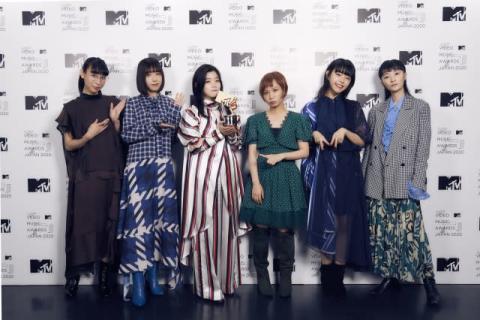 【MTV VMAJ】BiSH、思い詰まった「LETTERS」MVが受賞で感慨「この先もBiSHはBiSHらしく」
