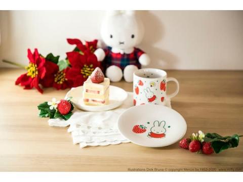 「フラワーミッフィー」クリスマスキャンペーン開催!新商品も多数登場