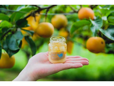 梨×紅茶ジュレ!梨の産地・鳥取のプリン専門店に「大人の梨プリン」が新登場