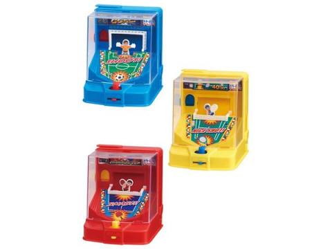 スポーツを模したゲームで遊ぼう!玩具菓子「ジューCカラーボールゲームパーク」
