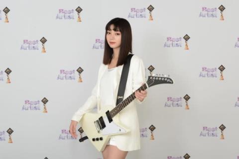 池田エライザ、椎名林檎の楽曲カバー パフォは「吐きそうでした…ずっと震えて」