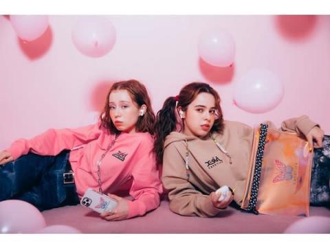 """テーマは""""Girls Party""""!「X-girl×CASETiFY」コラボコレクション第2弾発売"""