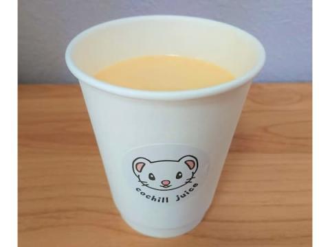 まるで食べる甘酒!? 和歌山県産の富有柿を使用した「フルーツ甘酒」が登場