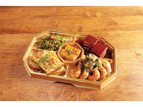 年末年始限定!人気台湾料理がテイクアウトで楽しめる「富錦樹招福セット」