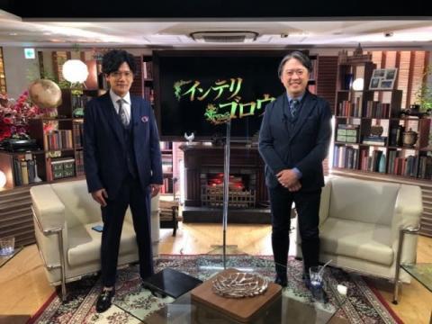 稲垣吾郎、『No.9』演奏ピアニスト末永匡と対談 稲垣をテーマにした曲を生演奏