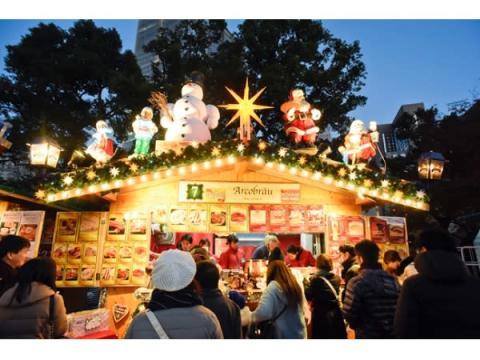 本場ドイツを感じる!「東京クリスマスマーケット2020 in 日比谷公園」開催
