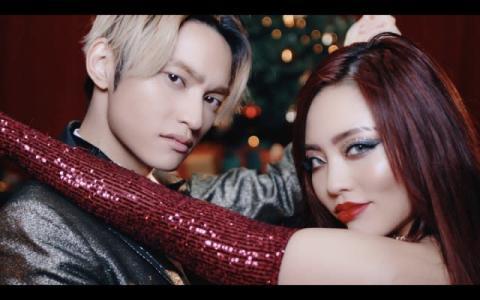 ちゃんみな×SKY-HIが念願コラボ ゴージャスなXマス曲MV公開