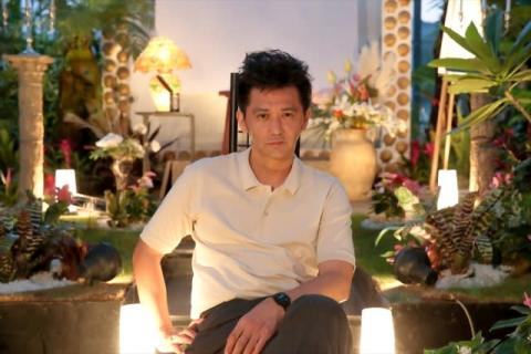 村上淳、『閻魔堂沙羅~』第6回出演「映画的な演出にも注目して」