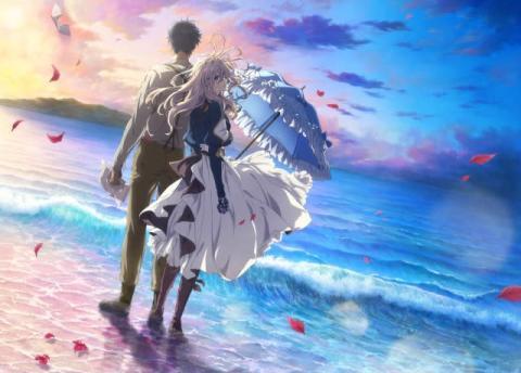 京アニ映画『ヴァイオレット・エヴァーガーデン』興収20億円突破 根強い人気続く