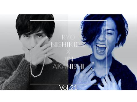 錦戸亮・赤西仁の撮影画像をスワロフスキーLINE公式アカウント限定で追加公開