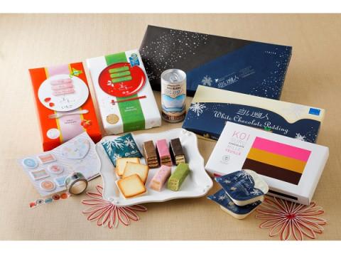 「白い恋人」などISHIYAの人気商品を詰め合わせた通販限定福袋が登場!