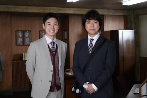 『遺留捜査』戸塚純貴が新加入 1・14初回2時間SPに柄本明が再登場