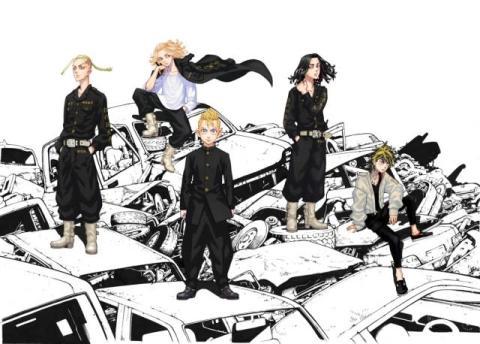 『東京リベンジャーズ』来年4月放送開始 出演は新祐樹、和氣あず未、逢坂良太、林勇、鈴木達央