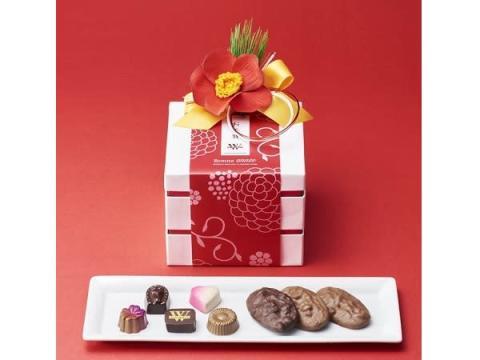 """チョコレートと一緒に年末年始のご挨拶!""""ヴィタメール""""のお正月限定ギフト"""