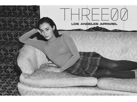 """アンテナショップ""""THREE00 by LOS ANGELES APPAREL""""が原宿にNEWオープン!"""