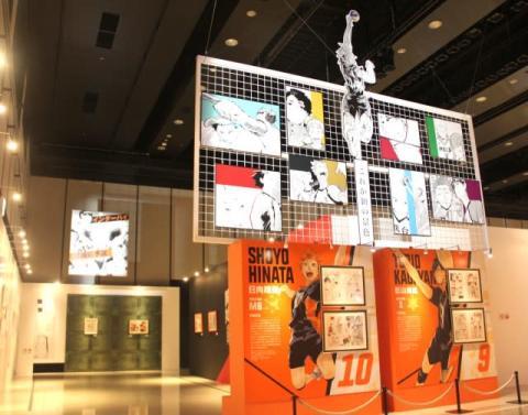 『ハイキュー!!』展、東京初開催で内部公開 連載終了もチケット完売で根強い人気