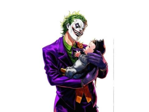 DCコミックス×モーニングのコラボ第一弾は『BATMAN JUSTICE BUSTER』『ワンオペJOKER』