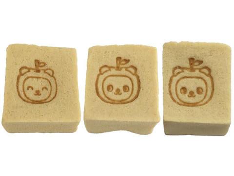 長野県PRキャラクター「アルクマ」の焼き印入り高野豆腐が新発売