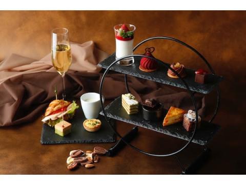 「ホテル雅叙園東京」のスイーツ&カクテルで大人のバレンタインを愉しもう