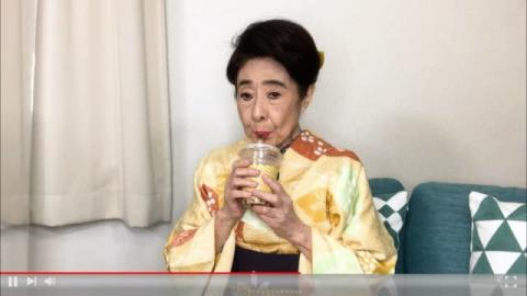 中村玉緒、81歳でYouTuberデビュー 初作品に滝沢カレンが笑い泣き