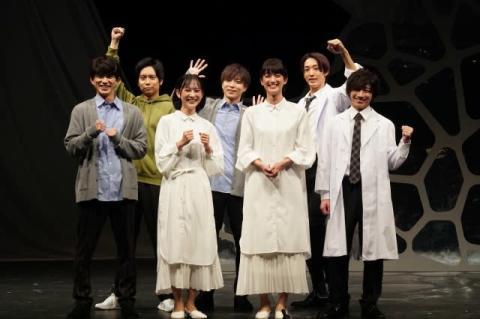 劇団Patch×カンテレの朗読劇が開催 中山義紘が初日控え意気込み「本当にありがたい気持ちでいっぱい」