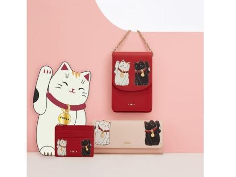 フルラからアジア限定の「FURLA LITTLE CATS」コレクションが登場