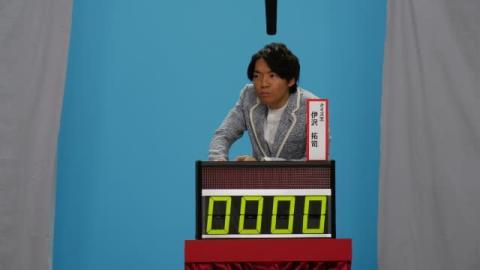 """伊沢拓司""""クイズ王""""としてCM出演 意外なところで苦戦?「勉強の余地がある」"""