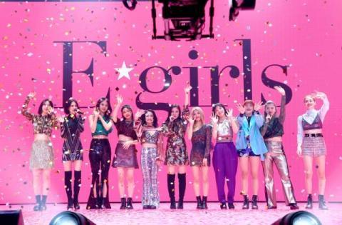 E-girlsラストライブで歴史に幕「想い続けてくれたら、輝き続けられる」