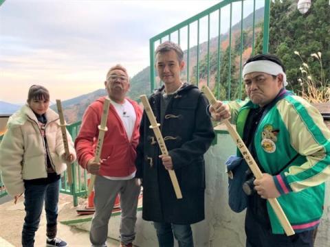渡部篤郎&芳根京子、「秘境路線バス」初参戦 歩く時間の方が長い超過酷ロケ
