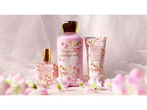 人気フレグランスブランド新作!春らしく優しい香りの3アイテムが登場