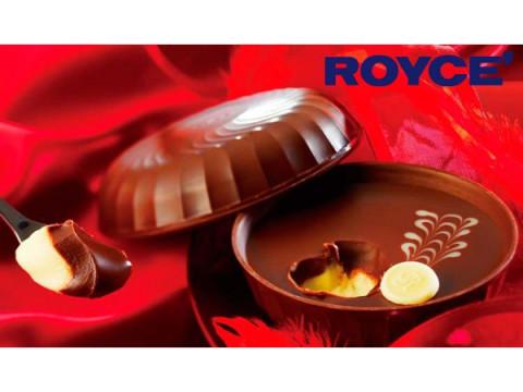 器まで食べられる!バレンタインにピッタリな「ロイズ」の生チョコレート