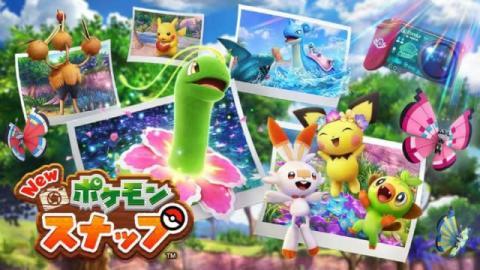 『New ポケモンスナップ』Switchで4・30発売決定 PVも公開