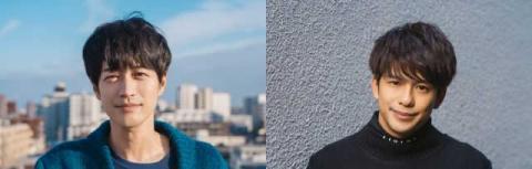 ドラマ「であすす」、竹財輝之助と森崎ウィンの出演を発表