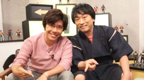 特撮好き関智一「いつか戦おうw」 『ゼンカイジャー』出演決まった佐藤拓也を祝福