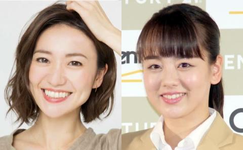 伊原六花、大島優子とナース服の2ショット「美女コンビ最高」「姉妹みたい」
