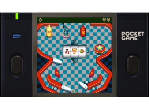 あのアーケードゲームをスマホで!「Infinity Pinball」配信開始